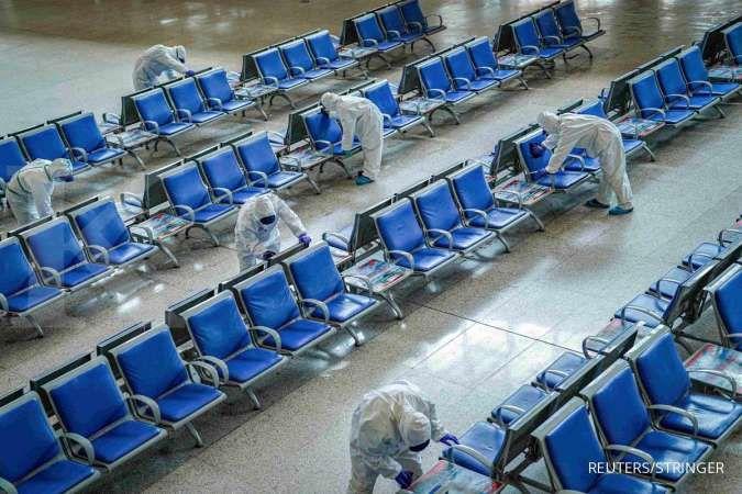 Ilmuwan China: Ada 26.000 kasus virus corona tak terdeteksi di Wuhan