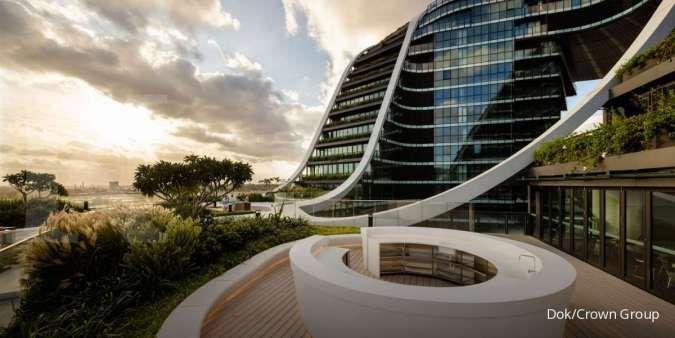Crown Group akuisisi lahan senilai Rp 5 triliun