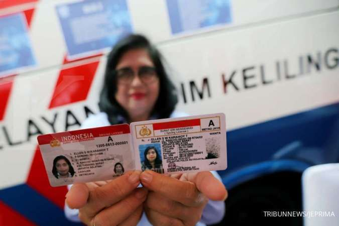Syarat dan biaya terbaru untuk perpanjangan SIM