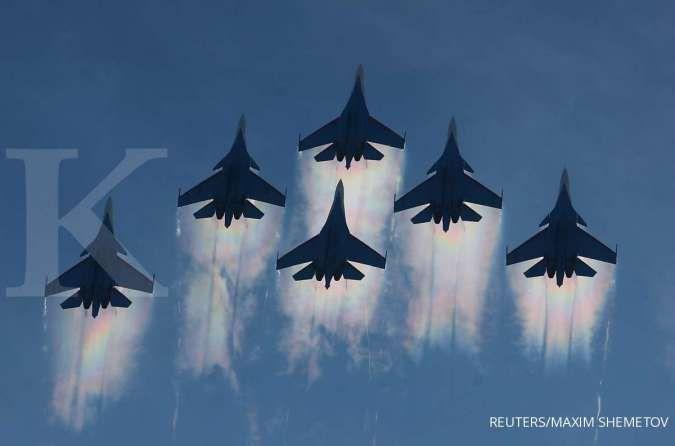 Walau Indonesia mendapat tekanan, Rusia siap pasok 11 jet tempur Su-35