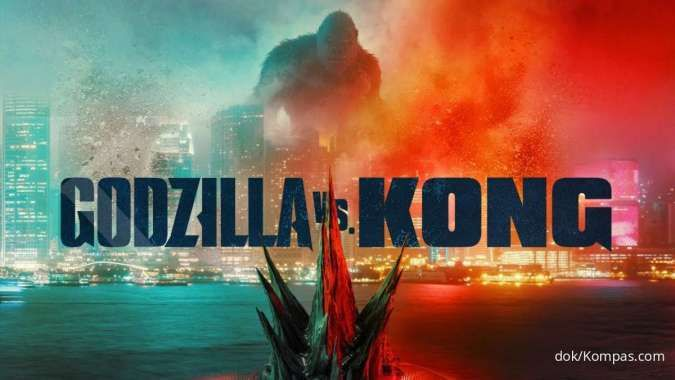 Ini trailer dan jadwal rilis film Godzilla vs Kong