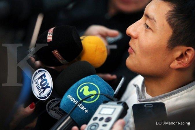 Rio Haryanto berpesan soal safety dalam ajang balapan Formula E Jakarta
