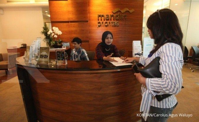 Bank Mandiri mengembangkan platform digital wealth management