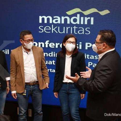 Mandiri Sekuritas Raih Penghargaan Best Investment Bank in Indonesia 11 Tahun Berturut-turut dari FinanceAsia