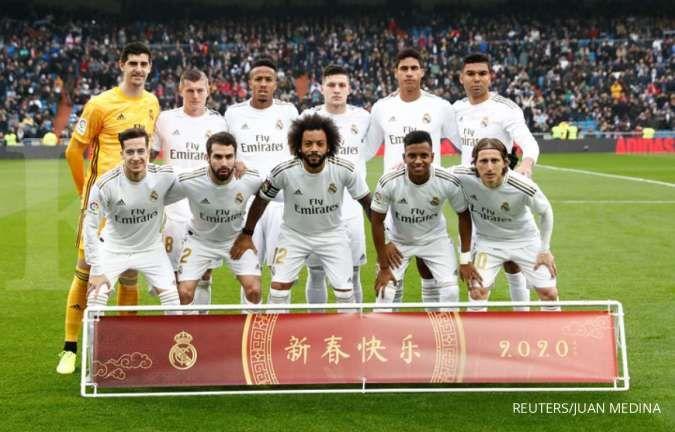 Real Madrid bidik Wanda Metropolitano jadi kandang, incar pemasukan dari suporter