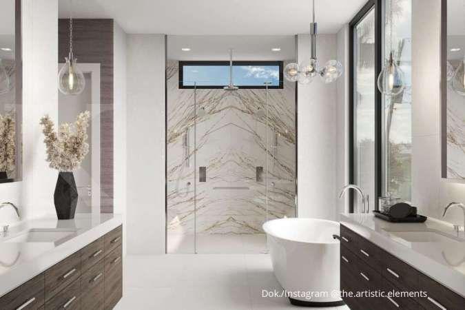 Klasik dan Bergaya, Ini 4 Inspirasi Interior Rumah Minimalis Warna Taupe