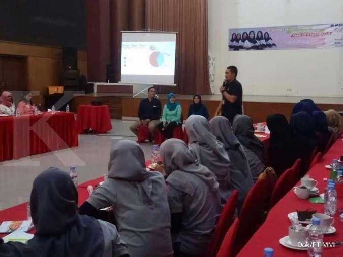Micro Madani Institute gelar dialog interaktif para account officer Mekaar