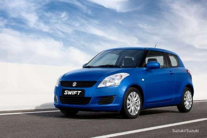 Harga mobil bekas Suzuki Swift