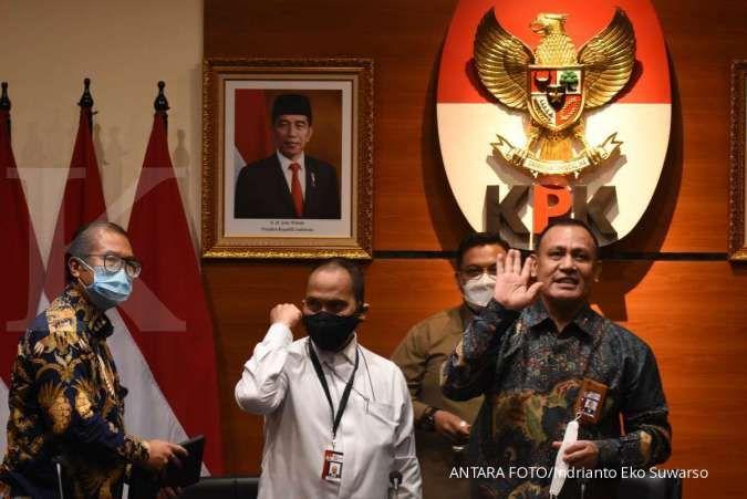Penjelasan KPK setelah pembebastugasan 75 pegawai tak lolos TKW