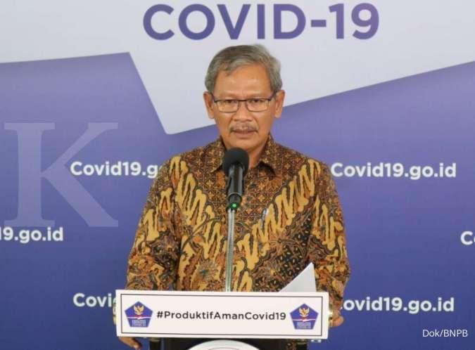 UPDATE Corona Indonesia, Selasa (14/7): 78.572 kasus, 37.636 sembuh, 3.710 meninggal