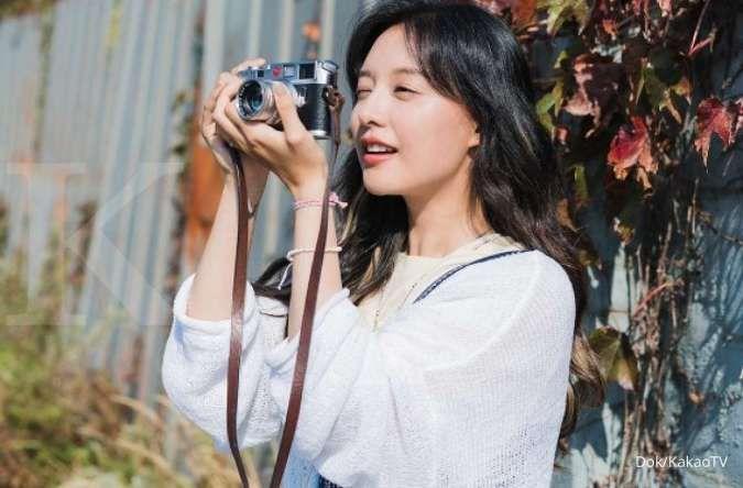 Drakor My Lovable Camera Thief, ini peran baru Kim Ji Won yang menyukai Ji Chang Wook