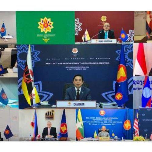 Pertemuan AEM ke-35, ASEAN Sepakati Perlancar Fasilitasi Perdagangan & Investasi di Kawasan