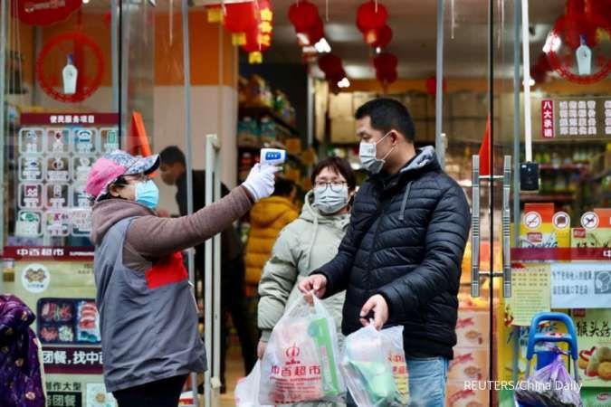 Kreatif di tengah wabah virus corona, Tianjin dirikan rumah sakit online