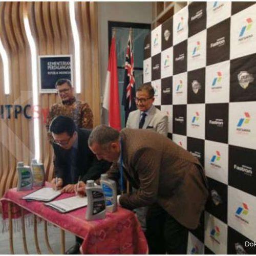 Gelar Forum Bisnis, ITPC Lagos: Nigeria Minati Alas Kaki dan Herbal Indonesia