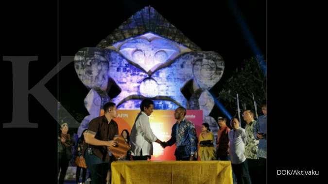 Dorong inklusi keuangan, Aktivaku gandeng Bank DKI dan BPD Bali