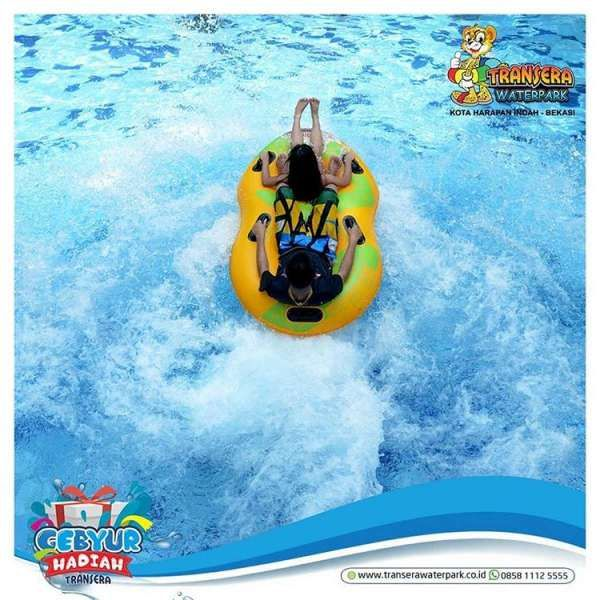 Transera Waterpark Dibuka