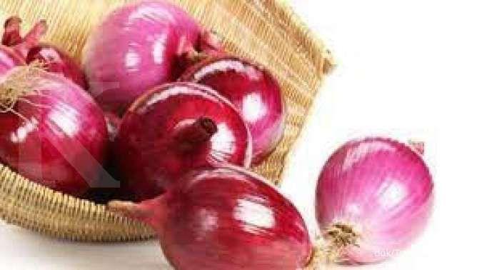 Bawang merah bisa digunakan sebagai obat kutu rambut.