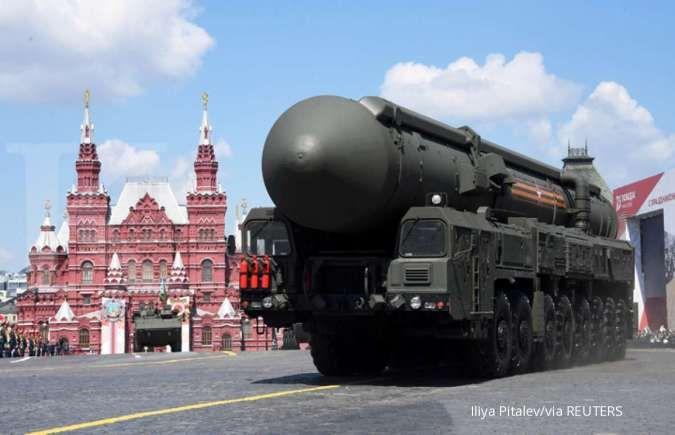Dalam 2 tahun, Rusia memulai pengembangan rudal balistik antarbenua baru