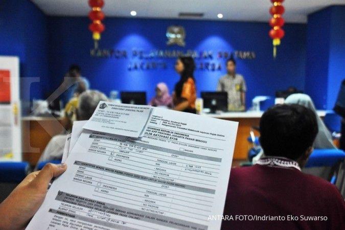 Cara mudah mendapatkan EFIN online untuk wajib pajak pribadi dan badan