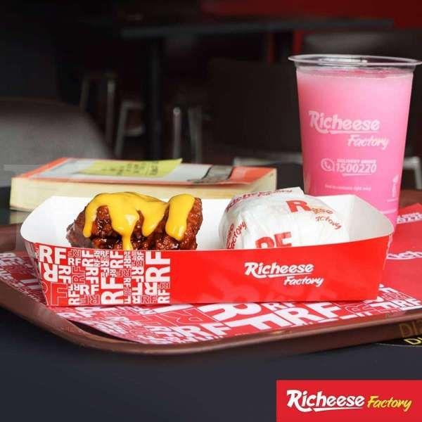 Pas untuk menu buka bersama, Promo Richeese Factory 13 April 2021 mulai Rp 140.909