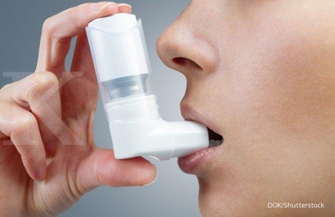 Ini beda gejala sesak nafas karena asma dan infeksi virus corona