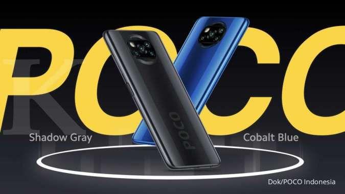 Mulai dijual 22 Oktober, harga POCO X3 NFC di Indonesia hanya Rp 3 jutaan