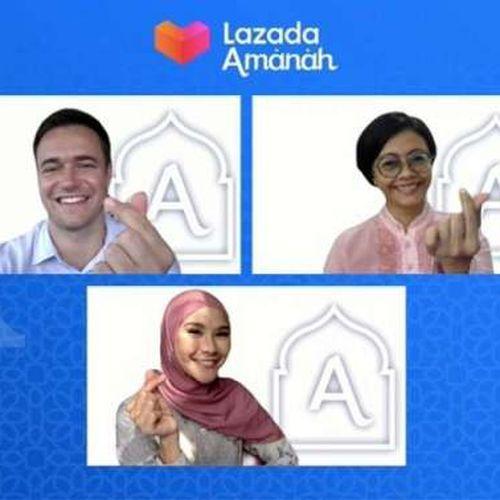 Lazada Perkenalkan Lazada Amanah, Kanal Terbaru yang Tawarkan Koleksi Terlengkap Produk Kebutuhan Muslim