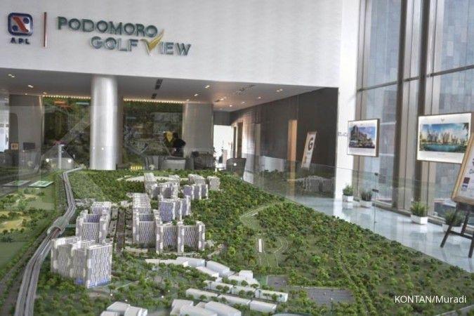 Peringkat diturunkan Moody's dan Fitch, ini penjelasan Agung Podomoro Land (APLN)