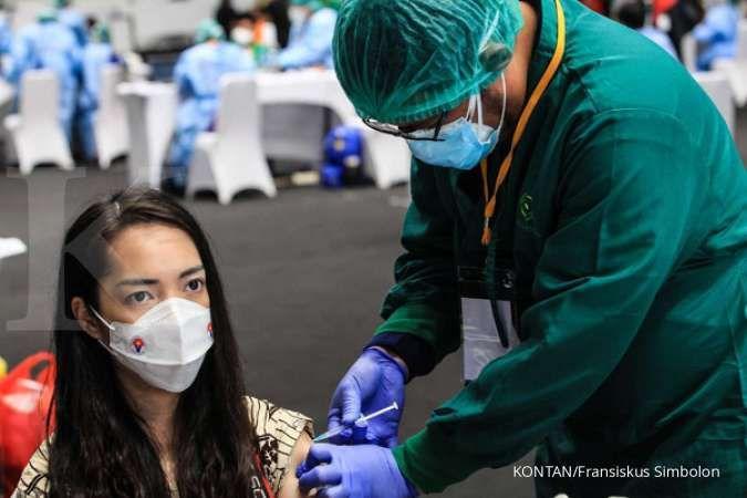 WHO mengingatkan, vaksin saja tidak akan mengakhiri pandemi virus corona