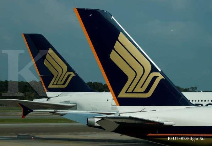Singapore's Changi airport peringatkan masa depan suram industri penerbangan