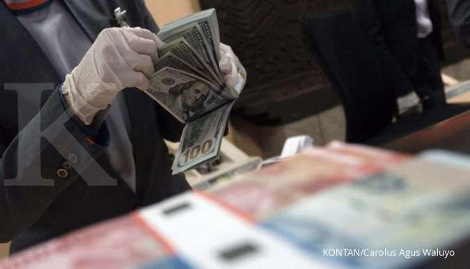 Kurs dollar-rupiah di BNI hari ini Rabu 6 Januari 2021