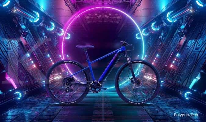Sepeda Polygon Kalosi Miles