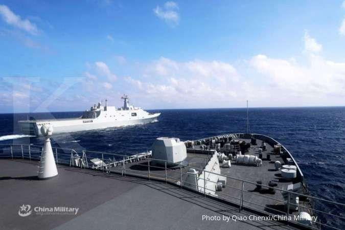 Militer China siap ambil semua tindakan untuk hancurkan separatis Taiwan