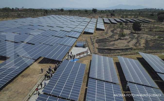 Kementerian ESDM targetkan peningkatan porsi pembangkit energi baru terbarukan (EBT)
