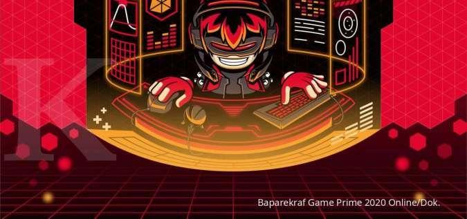 30 Game Indonesia tampil dalam Baparekraf Game Prime 2020 Online, apa saja ya?