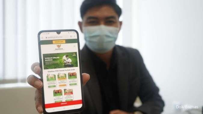 Masih pandemi, Baznas luncurkan program Kurban Online