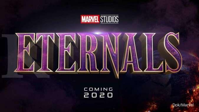 Bermain di film Eternals garapan Marvel, Angelina Jolie puji sang sutradara