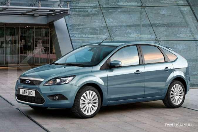 Kini mulai Rp 50 juta, harga mobil bekas Ford Focus sudah murah