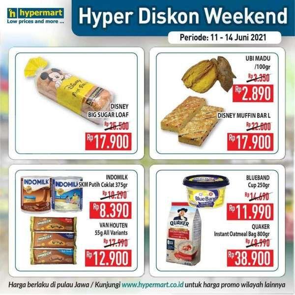 JSM Hypermart Promo 11-14 June 2021