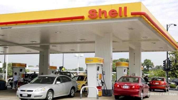 Lebih sepekan, lima SPBU milik Shell masih ditutup