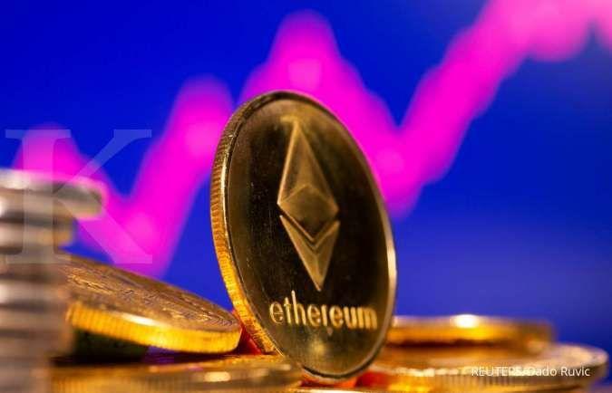 Ini faktor pendongkrak harga Ethereum