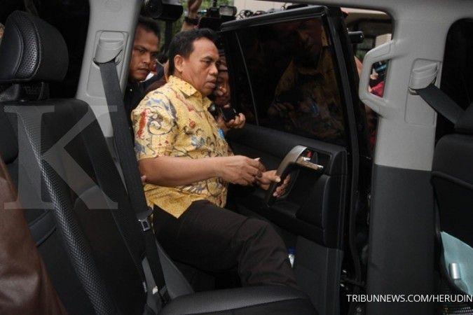 Sekretaris Daerah Pemprov DKI Jakarta Saefullah terpapar corona (covid-19). Kini Saefullah dirawat intensif di rumahsakit. TRIBUNNEWS/HERUDIN