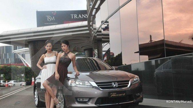 Di Jakarta, lelang mobil dinas harga dasar mulai Rp 59 jutaan, Honda Accord & CRV