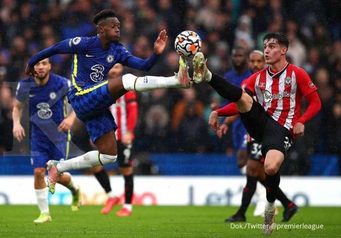 Klasemen Liga Inggris sementara: Rekor Liverpool siap ancam Chelsea di puncak