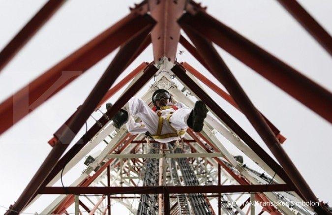 Tower Bersama (TBIG) menargetkan akuisisi 3.000 menara IBST rampung akhir Mei