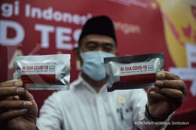 Rapid test corona buatan Indonesia ini bisa deteksi dalam waktu hitungan menit