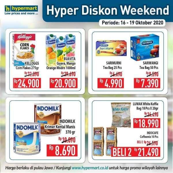 Promo JSM Hypermart 16-19 Oktober 2020