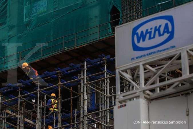 Strategi WIjaya Karya (WIKA), mulai dari holding hotel hingga penerbitan obligasi