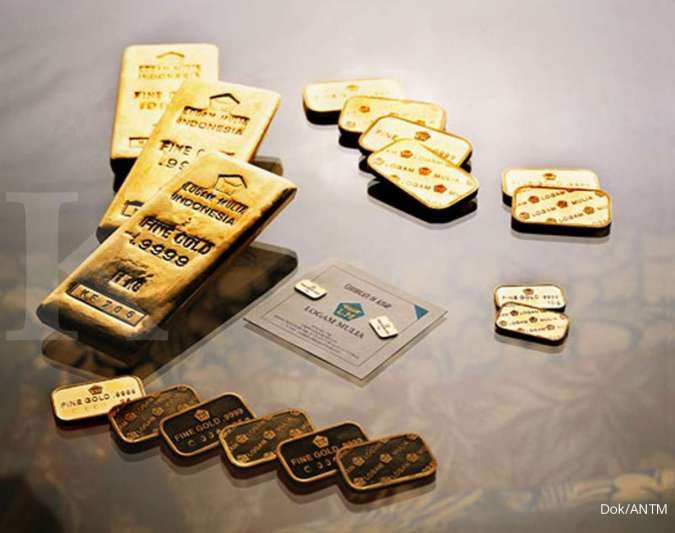 Harga emas semakin murah, apakah sekarang saatnya investasi logam mulia?