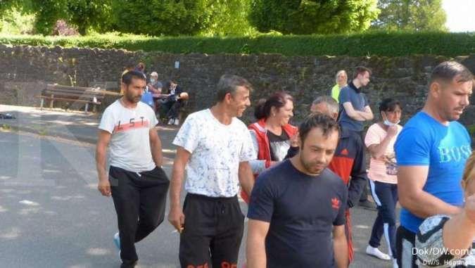 Pekerja Musiman dari Romania Terkatung-katung di Jerman Selama Wabah Corona